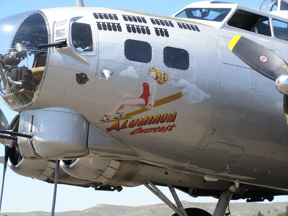 B17 Nose Art Name Directory Wallace Forman